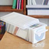 cd收納盒家用dvd碟片光盤存儲盒漫畫專輯CD整理箱 CJ2887『易購3c館』