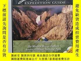 二手書博民逛書店Yellowstone罕見Expedition GuideY19