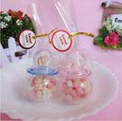 一定要幸福哦~~可愛戒子棉花糖.婚禮小物,送客禮、尾牙、喜糖