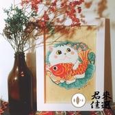 減壓紙漿畫單彩印彩印環保美術材料包【君來佳選】
