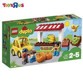 玩具反斗城  樂高 LEGO 10867 Duplo  農夫市場