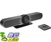 [9美國直購] Logitech 攝像頭  960-001101 MeetUp HD Video and Audio Conferencing System for Small Meeting Rooms