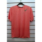 (A9)ASICS 亞瑟士 2019新款運動透氣排汗GENERAL短袖T恤 K11606-23 紅 [陽光樂活]