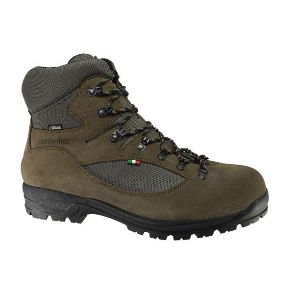 [Zamberlan] 549 Sherpa Pro GTX 黃金大底登山鞋 卡其/綠 (0549PM9G-OK)