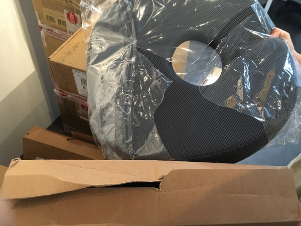 【福利品】Aikaa | A-BACK 人體工學腰椅墊