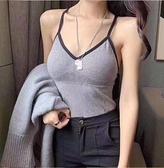 吊帶bra~裹胸內衣防走光聚攏打底衣帶胸墊美背吊帶背心女545.2F101A日韓屋