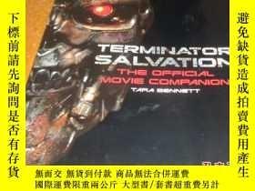 二手書博民逛書店Terminator罕見Salvation: The Offic