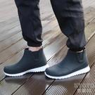 可愛短筒外穿防滑雨鞋女士成人防水鞋韓國時尚雨靴膠鞋 京都3C