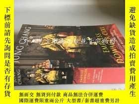 二手書博民逛書店英文原版罕見Empress Dowager Cixi: The Concubine Who Launched Mo