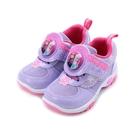冰雪奇緣 冰雪奇緣電燈運動鞋 紫 FOK...