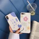 今天也要開心8plus蘋果x手機殼XS Max/XR/iPhoneX/7p/6女iphone6s