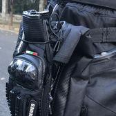 摩托車小腰包男女騎士包防水哈雷跑車賽機車騎行腿包挎包背包裝備【新店開業八八折鉅惠】