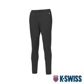 K-SWISS HS Tennis Pants韓版運動長褲-男-黑