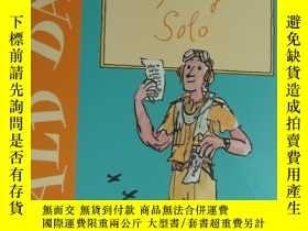 二手書博民逛書店Going罕見Solo 英文原版 插圖本Y136970 羅爾德·達爾 PENGUIN ISBN:9780141