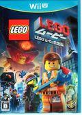 現貨中Wii U遊戲 樂高玩電影 The Lego Movie Videogame (日文日版)【玩樂小熊】