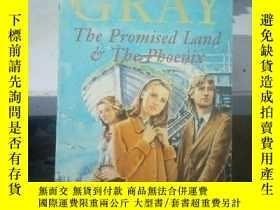 二手書博民逛書店英文原版小說罕見THE PROMISED LAND THE PH