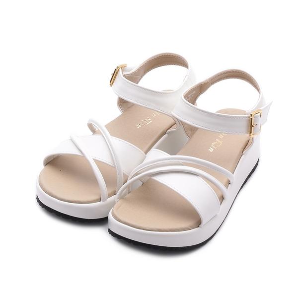 雙繩楔形涼鞋