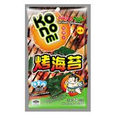 相撲手烤海苔-原味12g【愛買】