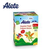 【愛吾兒】德國 Alete 香蕉蘋果草莓果泥盒 6個月以上適用
