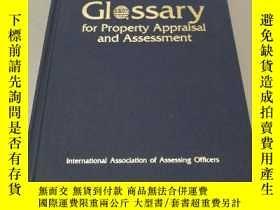 二手書博民逛書店Glossary罕見for Property Appraisal