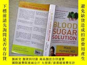 二手書博民逛書店The罕見Blood Sugar Solution:...Y20