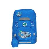 【Beckmann】兒童護脊書包22L- 帥氣跑車