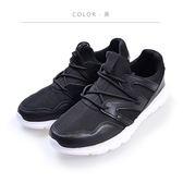 ORWARE-柔軟舒適休閒鞋 522007-02黑