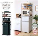 【這家子家居】伸縮 冰箱架 洗衣機台座 衛浴置物架 收納架 置物架 收納櫃 微波爐 烤箱 三層架