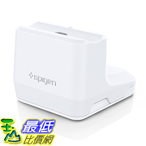 [106美國直購] Spigen S313 充電座 Compact Apple Airpods Stand Charging Case Dock