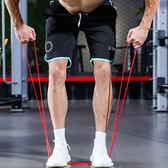 瑜珈輔助帶 健身 重訓 乳膠圈 訓練 高彈力 肌力 伸展 多功能 拉力帶(紅) ✭慢思行✭【S003】