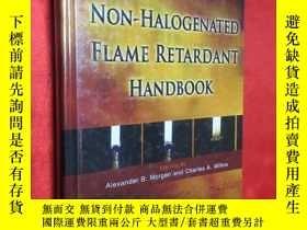 二手書博民逛書店Non-Halogenated罕見Flame Retardant