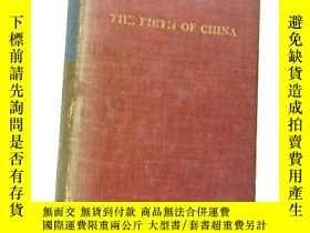 二手書博民逛書店THE罕見BIRTH OF CHINA 中國的誕生 著名漢學家
