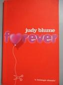 【書寶二手書T1/原文小說_OSX】FOREVER_Judy Blume