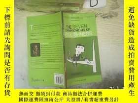二手書博民逛書店THE罕見SEVEN COMMANDMENTS OF FOOLISHNESS 愚蠢的七條戒律(04)Y2611