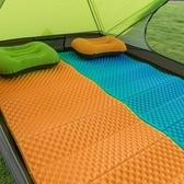 野餐墊 蛋巢槽折疊鋁膜防潮墊加厚超輕單人午睡墊戶外便攜露營帳篷地墊