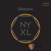 【缺貨】D'Addario NYXL1046 (10-46) 電吉他弦 【吉他弦專賣店/進口弦/Regular/DAddario】