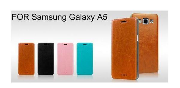 ☆愛思摩比☆MOFI Samsung Galaxy A5 睿系列側翻皮套 可立皮套 保護殼 保護套