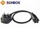 電源轉接線 英規轉美規 BS-1363轉5-15R
