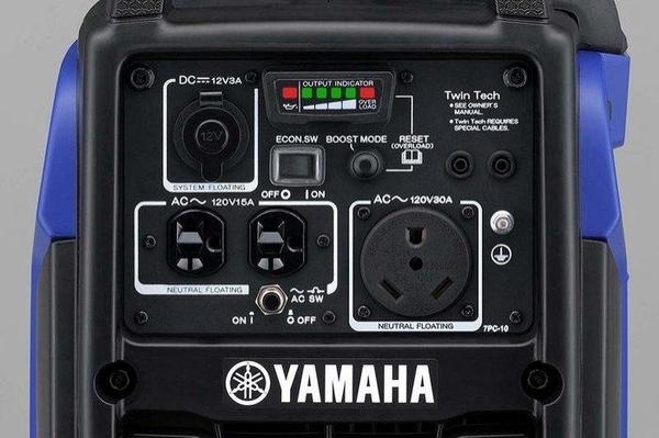 靜音變頻發電機 2200瓦 YAMAHA 山葉 EF2200iS *静音、輕量、穩壓