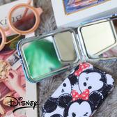 迪士尼 正版 TsumTsum 花布小折鏡  花紋 史迪奇 米奇 米老鼠 迪士尼家族 隨身鏡 化妝鏡