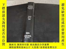 二手書博民逛書店international罕見journal of heat and mass transfer vl.29 no