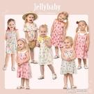 女童洋裝一歲3嬰兒裙童裝純棉夏季裙子小兒童公主裙5女寶寶夏裝 好樂匯
