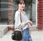 女包新款潮時尚韓版質感百搭單肩包夏季手提包小包包斜背少女 可然精品