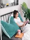 ins皇冠床上長靠枕床頭板軟包雙人臥室網紅靠墊可拆洗護腰大靠背 618購物節 YTL