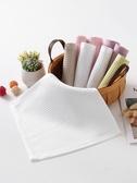 洗碗巾小抹布不沾油免洗潔精家用10條去油廚房巾蜂窩洗碗布窩 朵拉朵