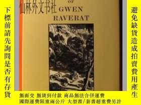 二手書博民逛書店【罕見】Wood Engravings of Gwen Rave