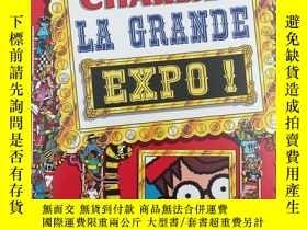 二手書博民逛書店Où罕見est Charlie? LA GRANDE EXPO