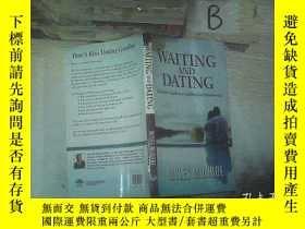 二手書博民逛書店WAITING罕見AND DATING 等待和約會Y261116