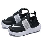 NIKE NITROFLO TD 黑白 慢跑 運動鞋 童鞋 小童 (布魯克林) AT4672-002