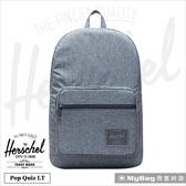 Herschel Pop Quiz Light 後背包 防水拉鍊 平板/15吋電腦後背包 Pop Quiz LT-2981 得意時袋